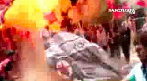 Відео вибуху. Теракт у Туреччині