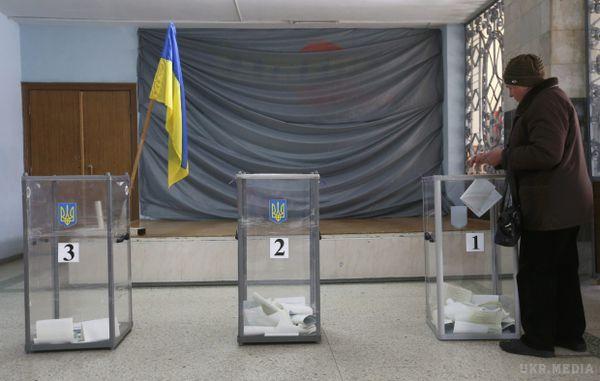 ВУкраїні почалася виборча кампанія
