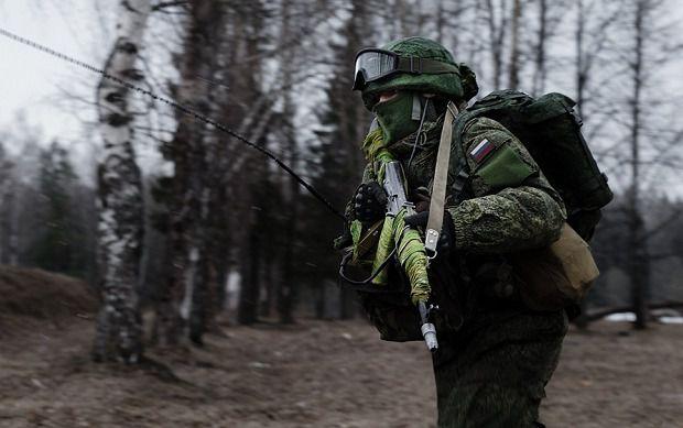УРосії почались найбільші військові навчання 2015 року
