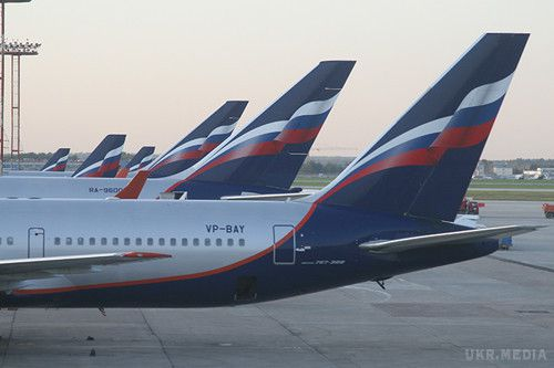 Російські авіакомпанії незможуть літати доУкраїни з25 жовтня