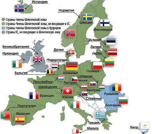 Туск побачив, щоШенгенська зона намежі краху