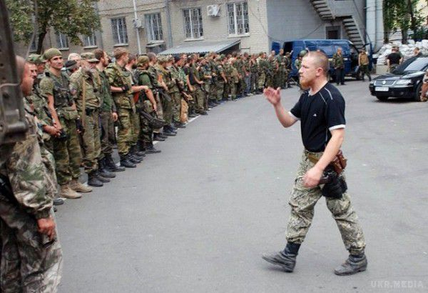 Україна направила в Інтерпол матеріали набойовика Моторолу