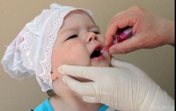 ВООЗ закликає Україну ввести надзвичайний стан через поліомієліт