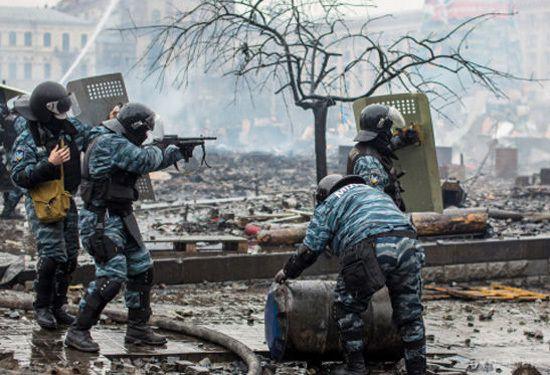 УГПУ розповіли про докази причетності беркутівців дорозстрілу Майдану