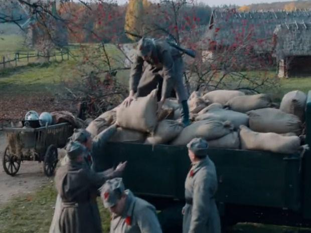 УМережі з'явився трейлер канадського фільму про Голодомор вУкраїні