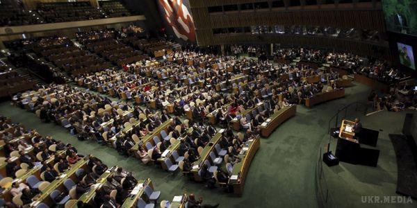 15 держав-членів ООН втратили право голосу через борги