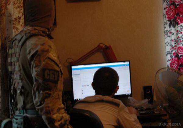 СБУ затримала адміністратора сепаратистських груп усоцмережах