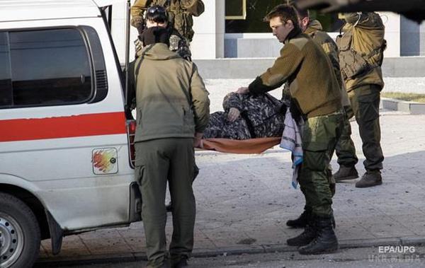 Прокурор озвучив небойові втрати вАТО