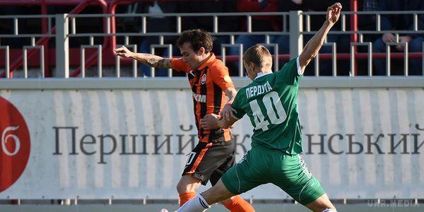«Шахтар» програв «Ворсклі», але вийшов у півфінал Кубка України