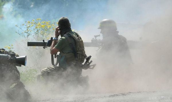 Минулої доби в зоні АТО загинули троє українських військових-Олександр Мотузяник