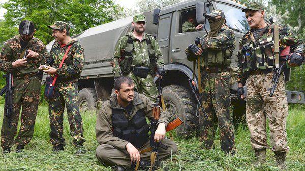 На донбасі загинув один російський військовий, ще двоє отримали поранення