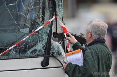 На виїзді з Одеси обстріляний пасажирський автобус
