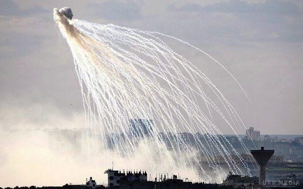 Бойовики здійснили повітряний наліт на військову частину ЗСУ в тилу- прес-центр штабу АТО