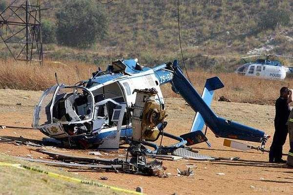 У Франції розбився вертоліт із поліцейськими