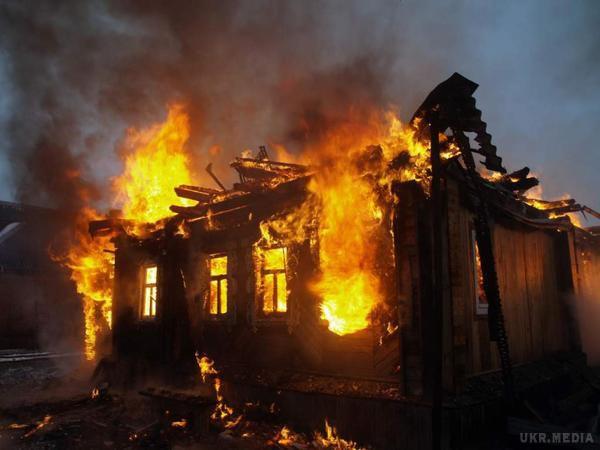 Пожежа на Житомирщині. Три людини загинули