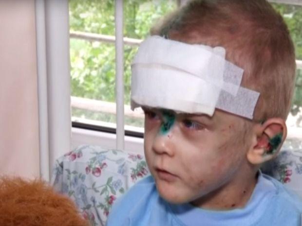 Знайдений в Одесі хлопчик розповів, хто над ним знущався (відео)