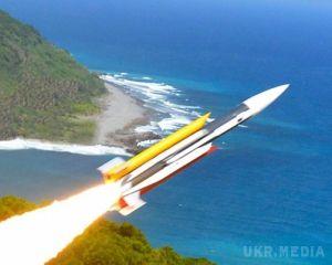 В бік Китаю випадково запустили ракету