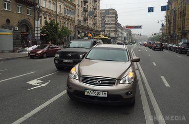 У заступника міністра економіки України викрали дорогу машину