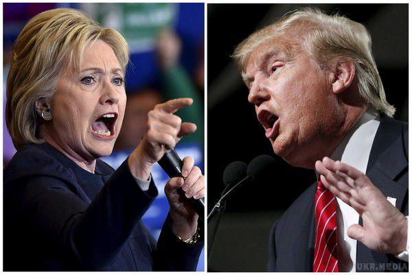 CNN: Клінтон перемогла Трампа нателедебатах вСША