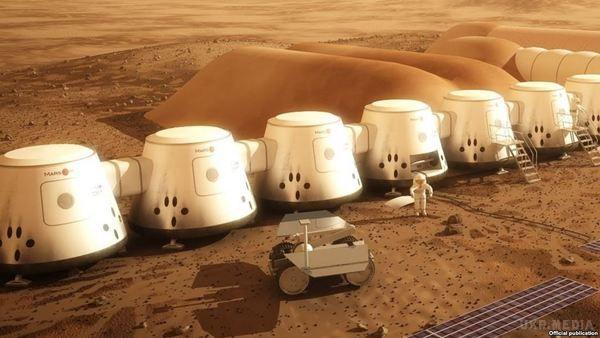 Компанія SpaceX опублікувала відео змодельованого польоту наМарс