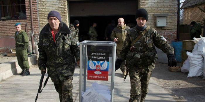 «ЛНР» повідомили про голосування закандидатів доорганів місцевого самоврядування