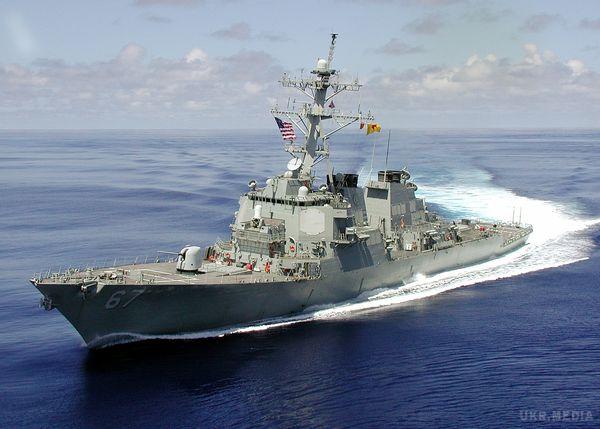 Корабель ВМС США атакували ракетами зтериторії Ємену