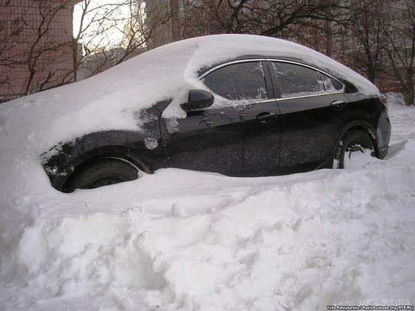 Синоптики попередили про сильний сніг талавинну небезпеку увихідні