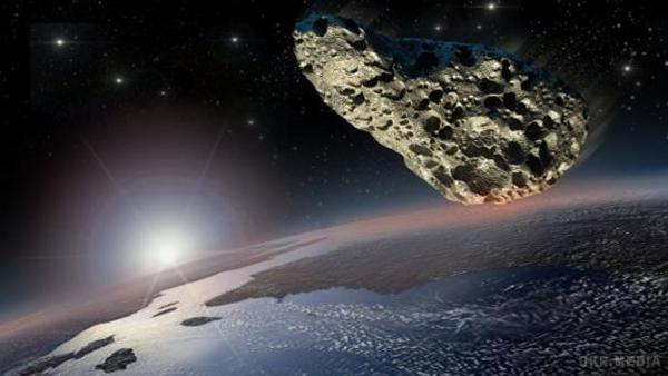 ДоЗемлі наближається небезпечний астероїд