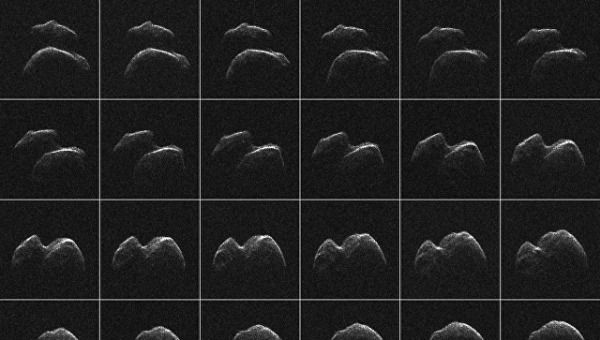 ДоЗемлі наближається гігантський астероїд