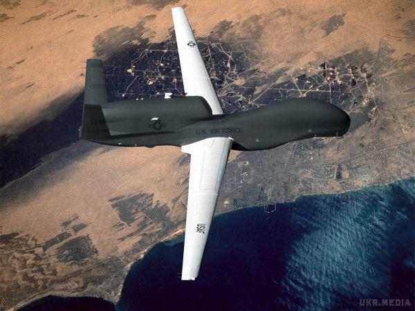 Безпілотник США здійснив розвідку наДонбасі