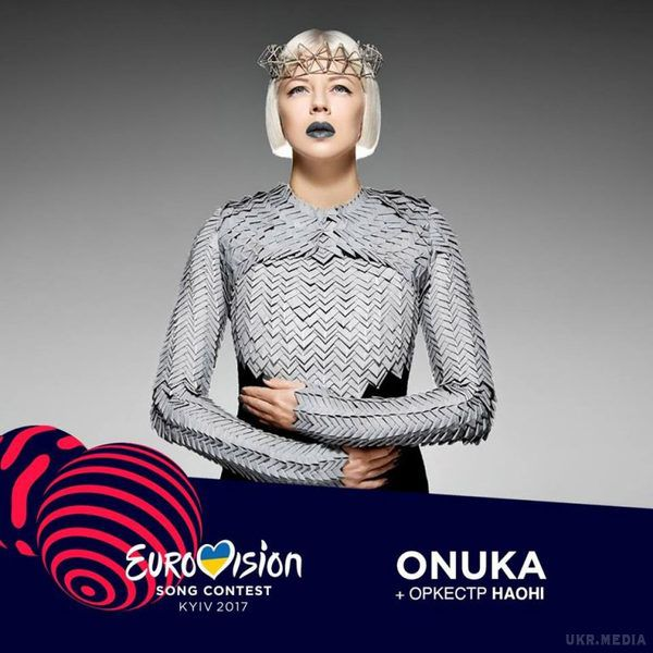 ONUKA після Євробачення увійшов вТОП європейських чатів