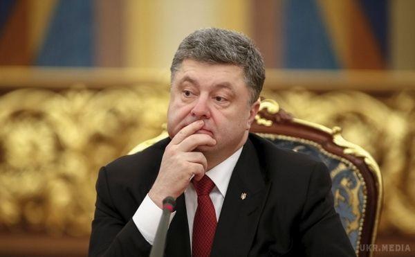 Порошенко хоче вступу України доШенгенської зони