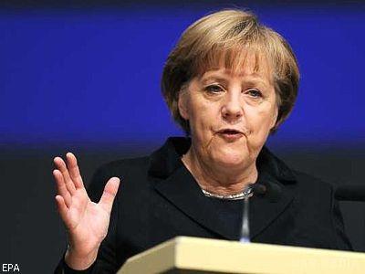 Порошенко таМеркель обговорили сценарій тиску наРосію