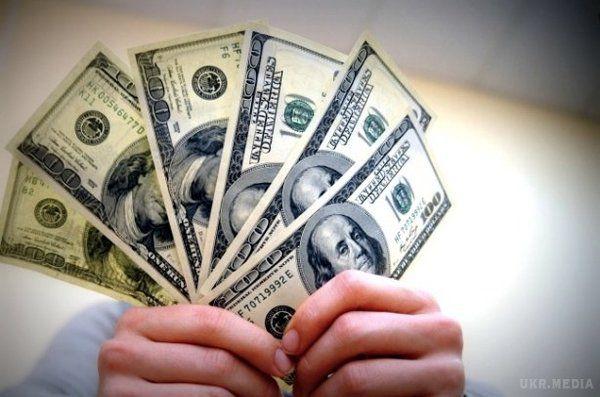 НБУ на24 травня зміцнив курс гривні до26,30 грн/долар