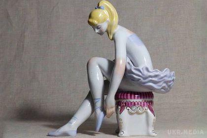 Скульптора зСША звинуватили уплагіаті порцелянової фігурки української майстрині