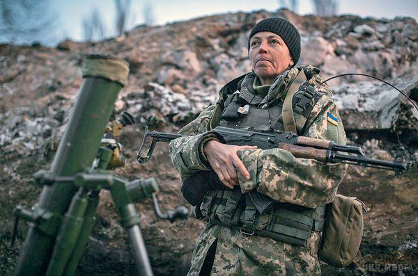 Штаб: Українські війська зайняли нові позиції наСвітлодарській дузі