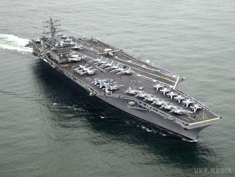 США направляють третій авіаносець для стримування КНДР— ЗМІ