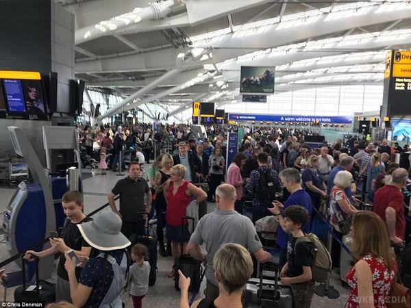 British Airways скасувала рейси здвох аеропортів через збій