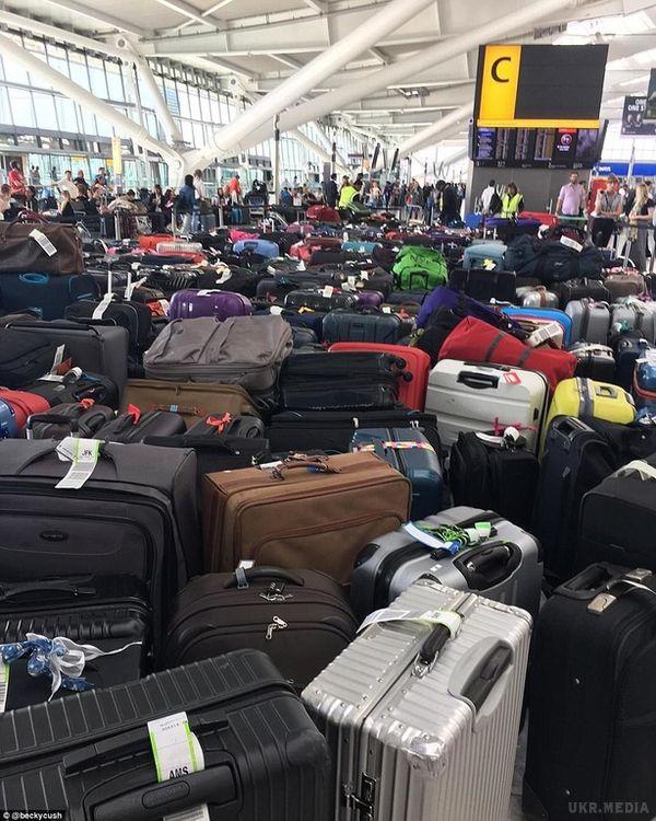 Авіакомпанія British Airways відновила графік польотів після комп'ютерного збою