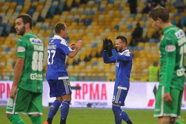 «Динамо» дізналося імена можливих суперників у Лізі чемпіонів