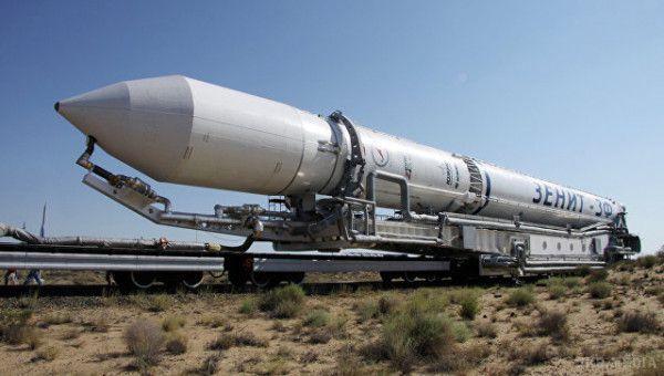 Південмаш і Sea Launch підписали контракт на12 ракет-носіїв «Зеніт»
