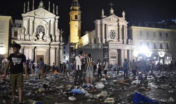 Постраждалих від «футбольної тисняви» в Італії вже понад 1,5 тисячі