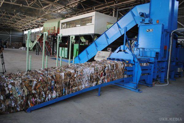 Збудують чотири сміттєпереробні заводи