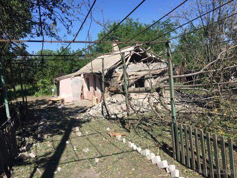 Бойовики обстріляли два села уВолноваському районі, пошкоджено підстанцію і гуртожиток