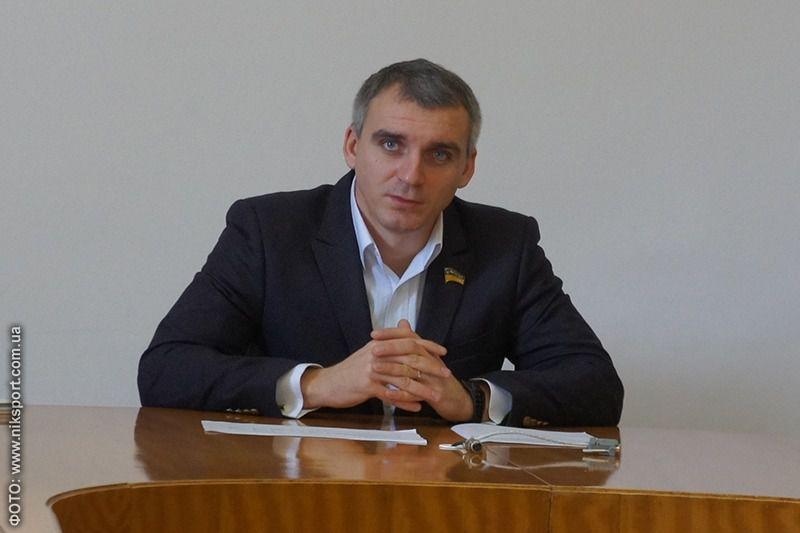 Меру Миколаєва здругої спроби всеж вручили протокол про адмінпорушення