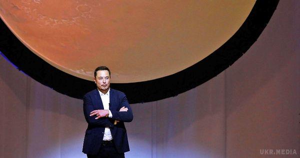 Ілон Маск опублікував свій план колонізації Марса