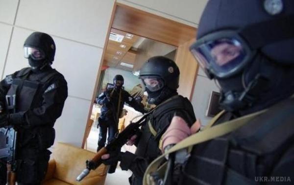 СБУ і Нацполіція проводять серію обшуків наЗапоріжжі,— ЗМІ