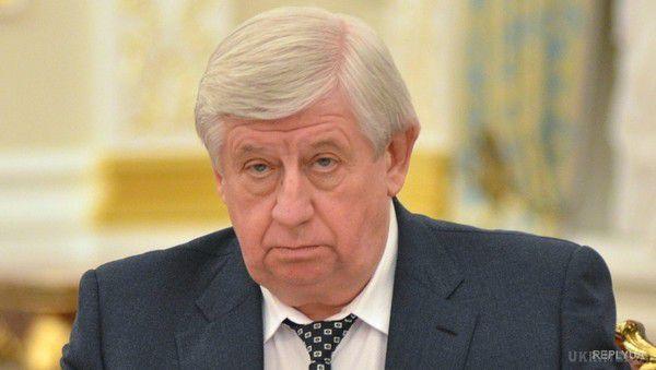 Шокін неповерне собі посаду генпрокурора: Луценко заявив про відмову суду