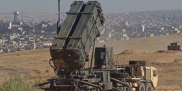 США вперше розмістили вЛитві систему зенітно-ракетного комплексу Partiot