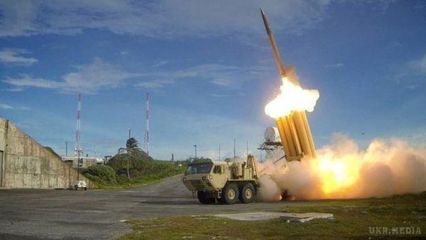 США провели успішне випробування системи ПРО THAAD